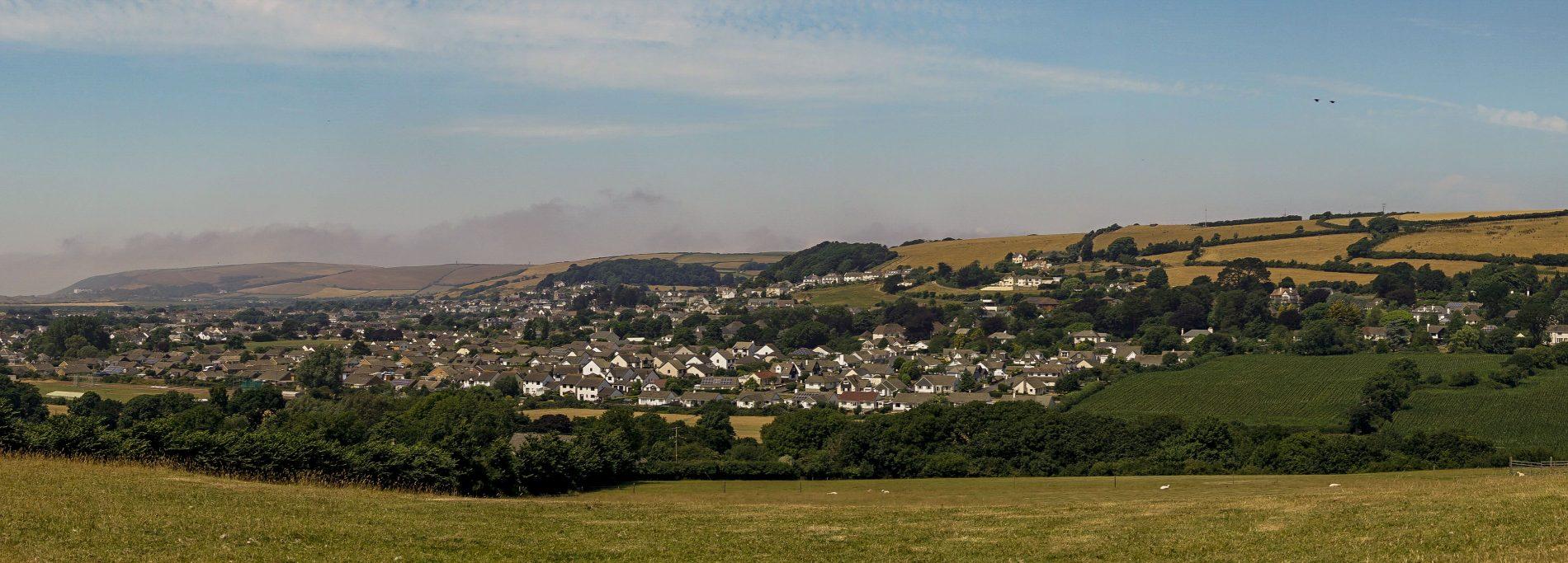 Braunton Village North Devon