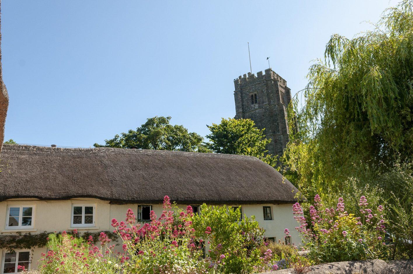 Georgeham village North Devon