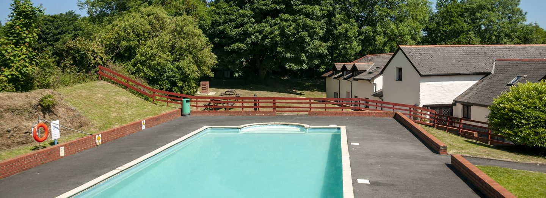 Willingcott Valley Swimming Pool